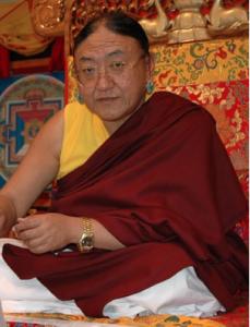SakyaTrizinRinpoche