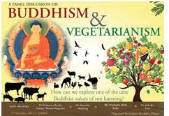 bouddhisme-vegetarianisme