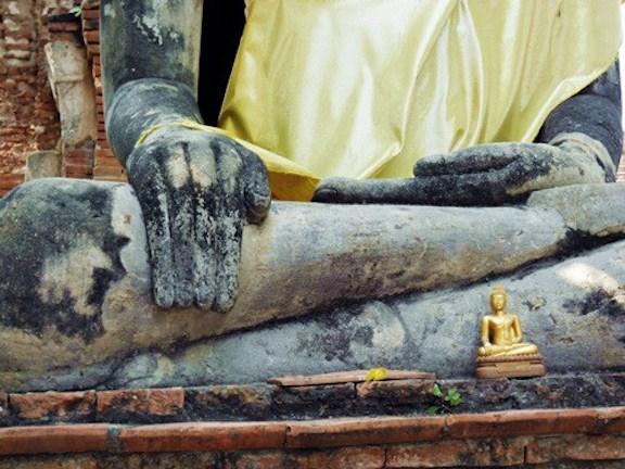 Bouddha-Thailande