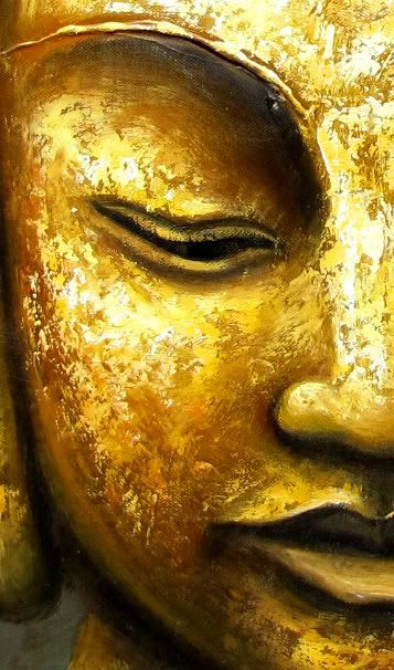 Golden bouddha