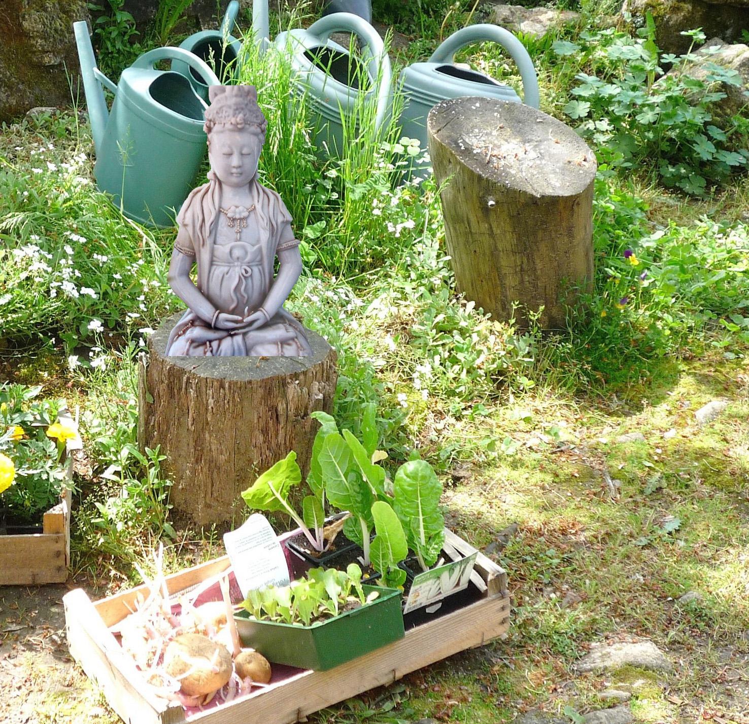 Kannon-jardin