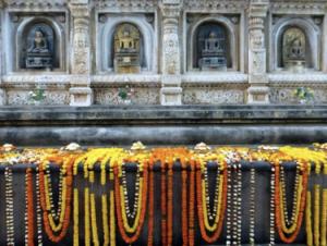 Offrandes Temple Inde