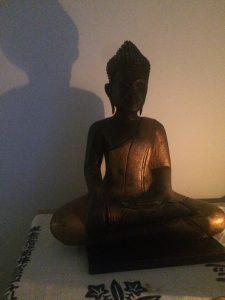 Bouddha autel