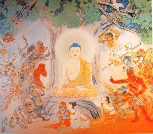 Buddha-en-bhumisparsa-19