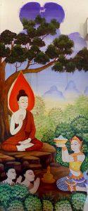 Wat_Pangla-Sujata_offers_Rice_Balls